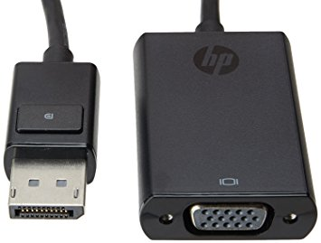 Адаптер HP DisplayPort to VGA (AS615AA) (872806-001) (873605-001)