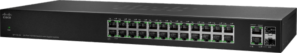 Коммутатор Cisco SB SF112-24-EU