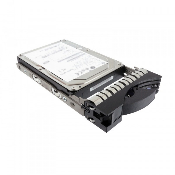 "Жесткий диск IBM 146.8GB 15000RPM Fibre Channel 2Gbps 3.5"" Hot-swap"
