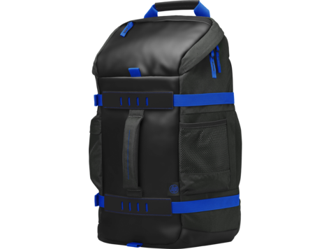 "Рюкзак городской HP 15.6"" Odyssey Backpack / Black/Blue (Y5Y50AA)"