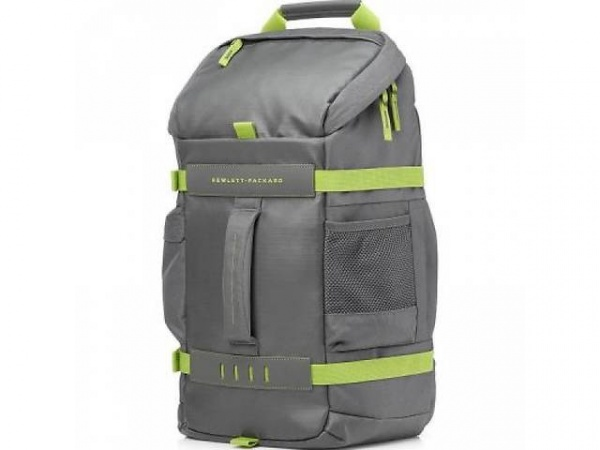 "Рюкзак городской HP 15.6"" Odyssey Backpack / Green/Gray (L8J89AA)"