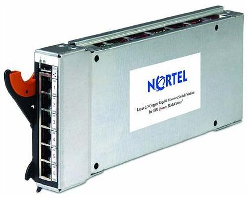 Коммутатор Nortel Layer 2/3 Copper GbE Switch for IBM eServer BladeCenter