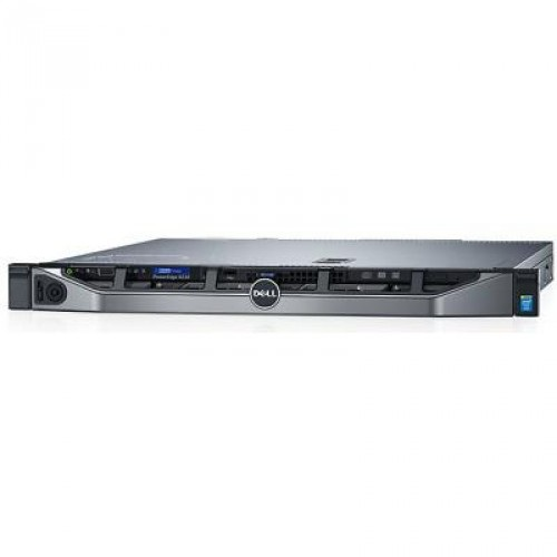Сервер DELL PowerEdge R230 1U RACK Intel Xeon E3-1220v5