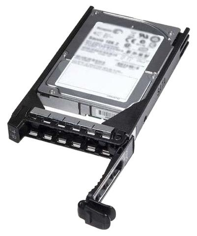 Жесткий диск Dell 600GB 15K RPM SAS 12Gbps 2.5in Hot-plug Hard Drive,3.5in HYB CARR,CusKit (400-AJSC)