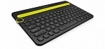 Клавиатура Logitech Bluetooth Multi-Device Keyboard K480 Black Rus (920-006368)
