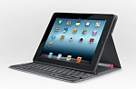 Клавиатура Logitech Solar Keyboard Folio for iPad Rus (920-003923)