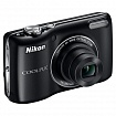 Цифр. фотокамера Nikon COOLPIX L26 Black